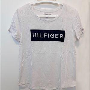 Tommy Hilfiger T-Shirt Velvet Navy Stripe